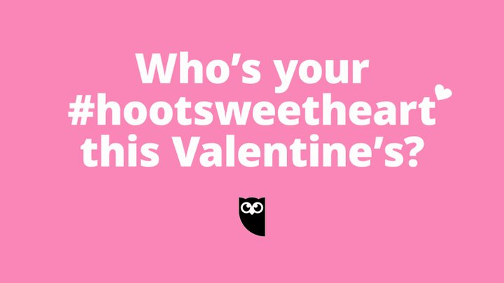 RT @hootsuite: Hey, #hootsweetheart... You are just our type! https://t.co/ZquAlqGXR3 https://t.co/mJbXmcg1vt