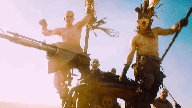#MadMax #FuryRoad wins Best Costume Design at the #EEBAFTAs! https://t.co/bvkSE1YV8l https://t.co/FTZzco9QOW