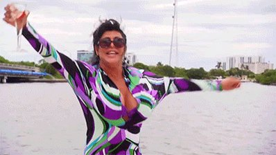 RIP #BigAng, no one loved a good time more than you
