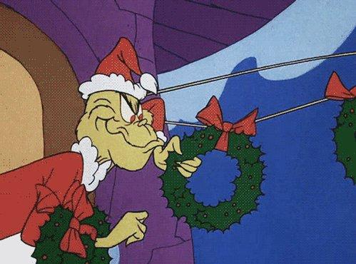 The grinch: شخصيه وظيفتها تخرب احتفالات الكريسمس  جم قرينش كويتي عندنا مستعد ان يخلي اي مناسبه سعيده، كسيفه https://t.co/KednzMS4UJ
