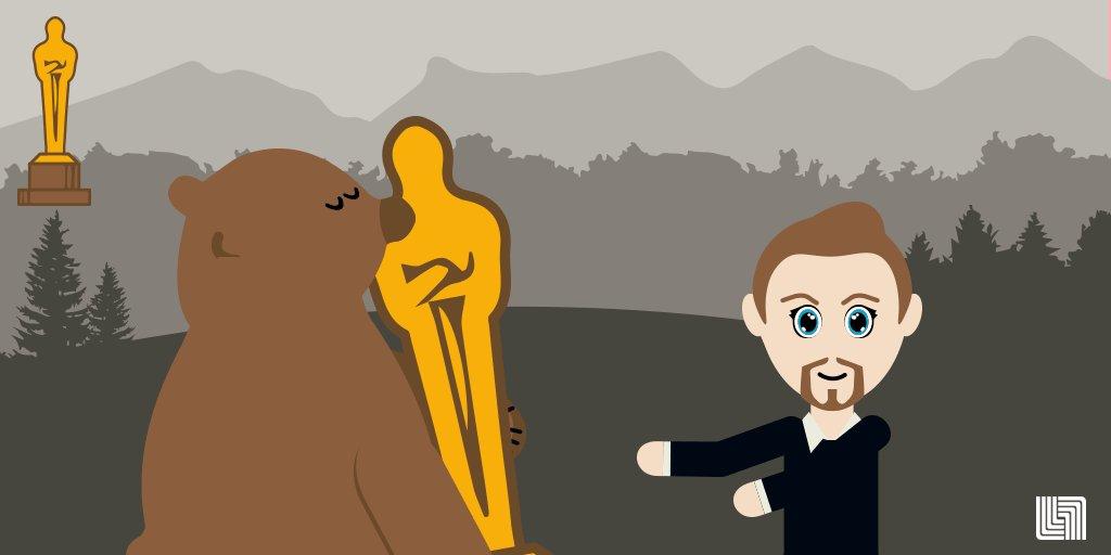La espera fue larga pero valió la pena, por fin el tan preciado #Oscar2016 para @LeoDiCaprio ¡Felicidades! https://t.co/adKLOBC1vk