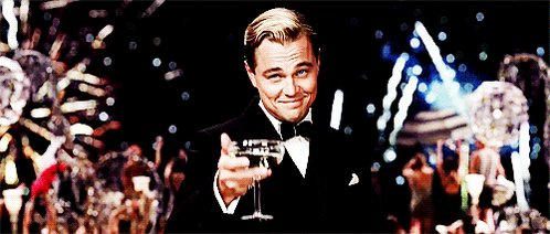 We can now use this gif - well done @LeoDiCaprio #oscars https://t.co/Ckc1yZahko