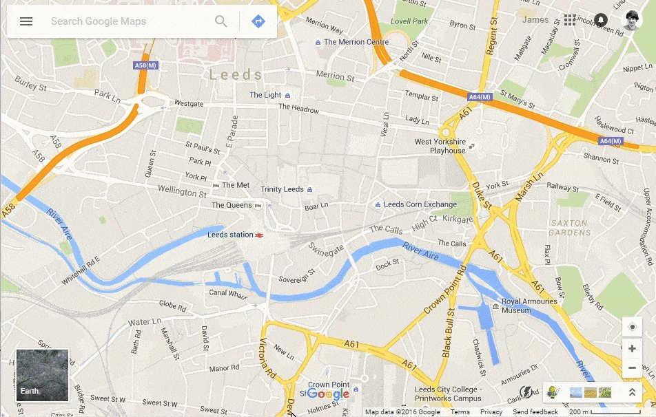 'Legend of Zelda' fans, check out Google Maps today for a cute surprise