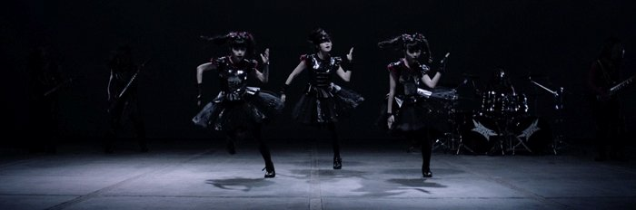 "Watch J-pop metal band BABYMETAL battle ghosts in a video for ""Karate."" @BABYMETAL_JAPAN https://t.co/btFmGrpKbB https://t.co/xZ0XW7tSMu"