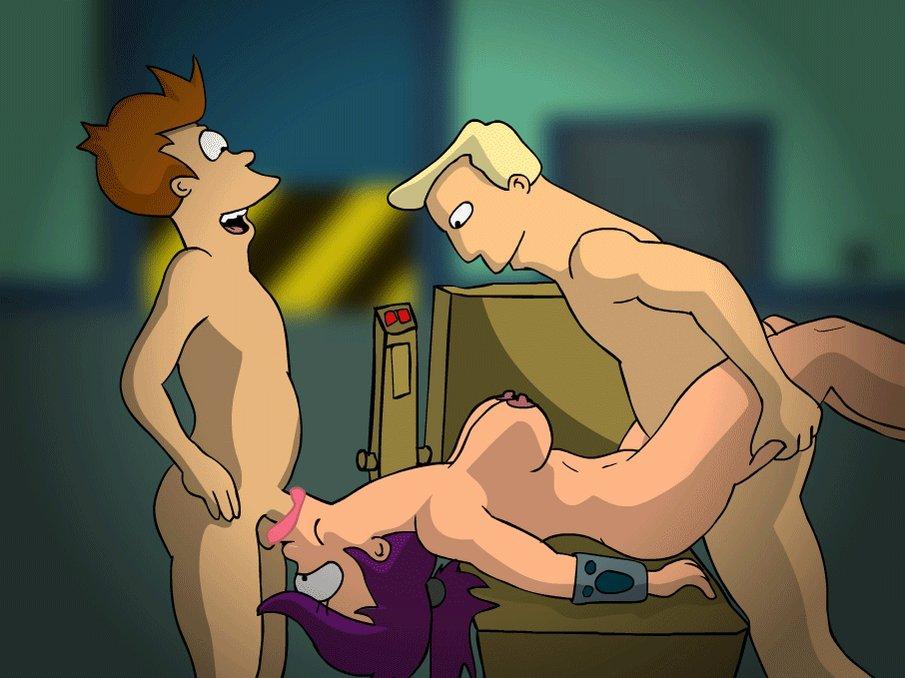 Nsfw uncensored big tits tomb raider oppai hentai gaming gif cartoon porn