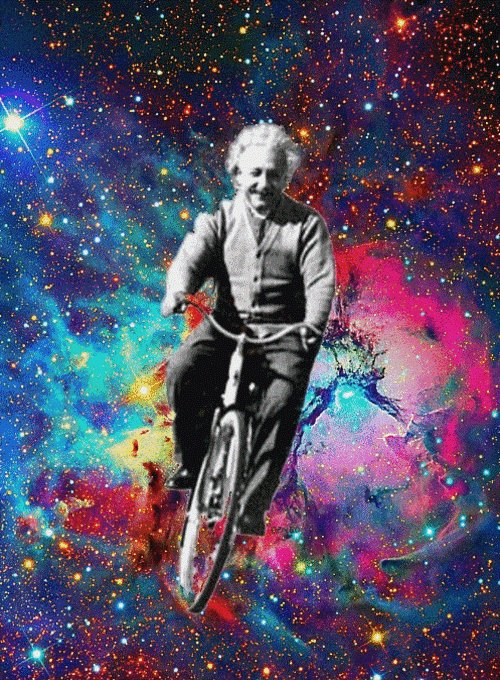 Happy birthday, #AlbertEinstein! We got you a special gift this year: evidence of #gravitationalwaves.