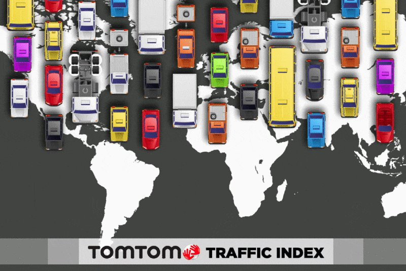 #MexicoCity is the most congested city in the world! This year's #TomTomTrafficIndex is out: https://t.co/h7mW6D4KPp https://t.co/u0wCouSrbk