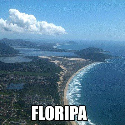 Parabéns, Floripa!