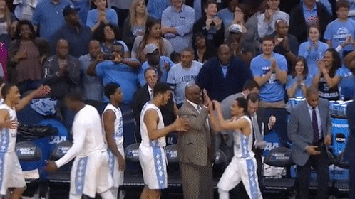 When you see she happy with her new man. #MarchSadness