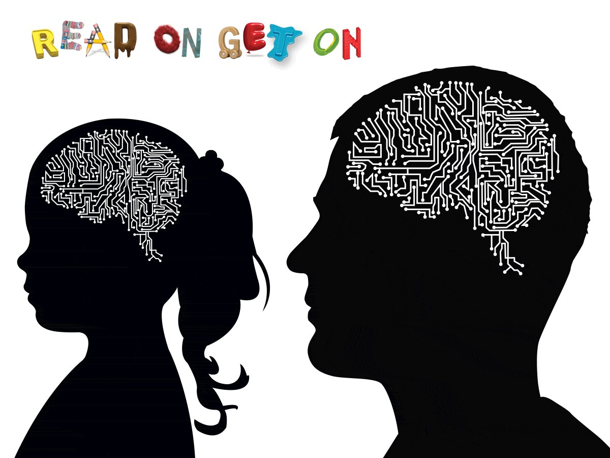 Why do the early years matter? A 3-year-old child's brain is about twice as active as an adult's. #ReadOnGetOn https://t.co/uLgIyusRxI
