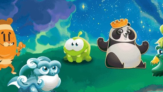 Thumbnail for Trivia Crack turns Green for 'Apps for Earth' campaign in partnership with Apple and WWF