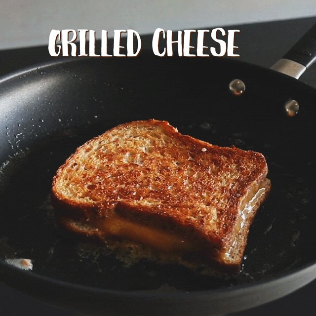 Add extra Tillamook Cheese Slices to the outside of your grilled cheese sandwich & your life might change forever. https://t.co/WPM7k9Uyta