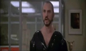 RT @CheekyCrissy: @lemontwittor Holy Sh*t !! He arrives as Terence Stamp 'Zod' (Crap I better kneel!) https://t.co/Qce47wbDAz