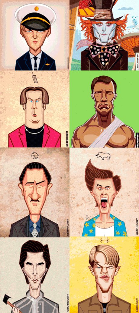 Really cool animated gifs that illustrate popular actors careers https://t.co/q1O4YDGTqs https://t.co/ggnNmRqO48