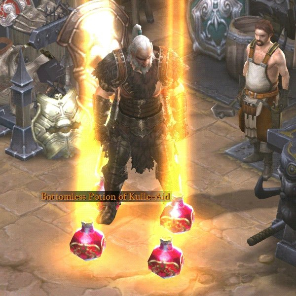 Diablo On Twitter Dont Throw Away Those Extra Legendary Potions