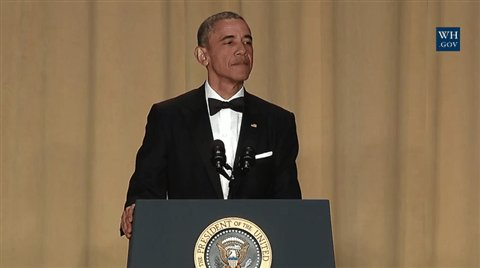 My new favorite GIF. #ObamaOut #micdrop https://t.co/wLLIO5y2Vx