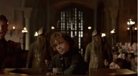 Literally everyone after that ending of #GameofThrones : https://t.co/deTO1FAflU