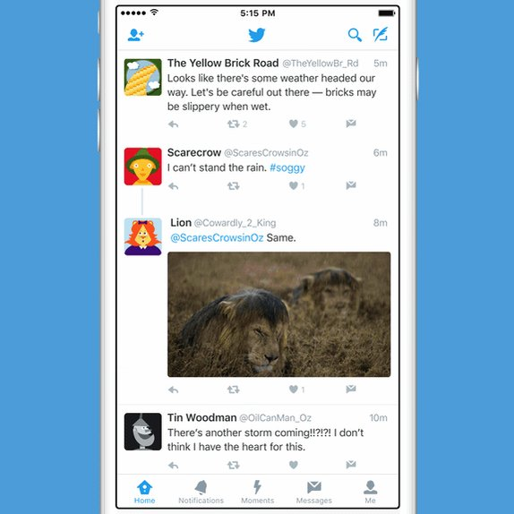 RT @TheNextWeb: Twitter's new 'Connect' tab makes it easier to find accounts to follow https://t.co/ReDxtxFdhJ https://t.co/uw7Fb9pJxC