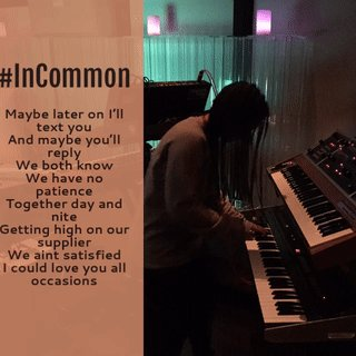 #incommon #aliciakeys #newmusic https://t.co/YSLSTCjLBB