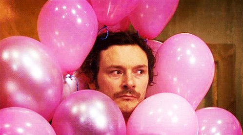 PARTY ON.... A very happy birthday today to @julian_barratt x https://t.co/gpxklSrOPm