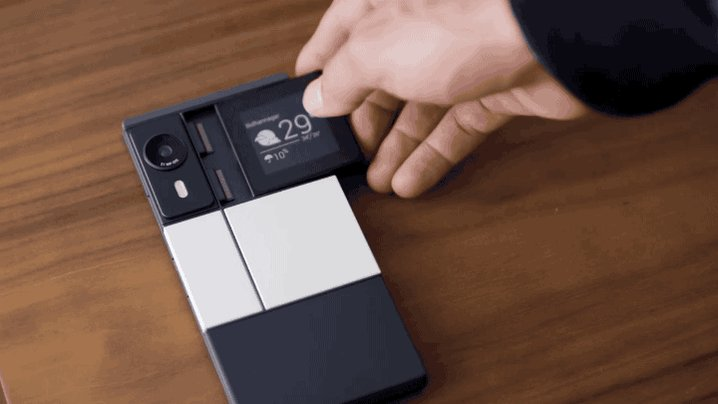 Project Ara. The phone you can customize piece by piece. GET HERE NOW. https://t.co/nJtLhVFtu2 https://t.co/eGSxKoBX7J