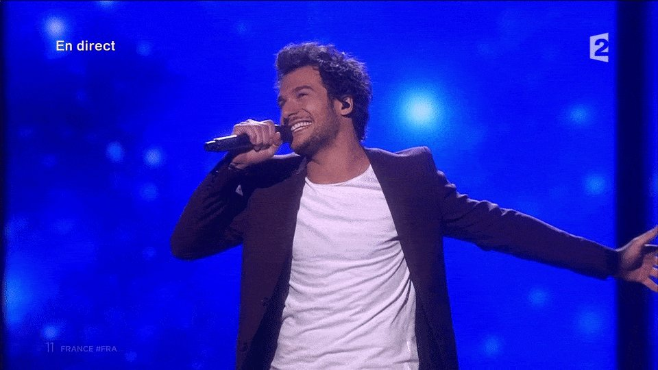 La France termine en 6ème position, meilleur resultat depuis 2002. Merci @Amir_Off et merci à tous ! #Eurovision https://t.co/wIBfjJAjHU