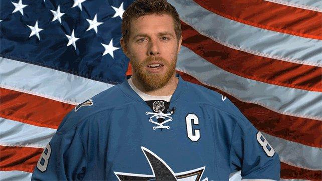 Vote for America. Vote for @jpav8.   #NHL17Pavelski | @SanJoseSharks | #BayAreaUnite https://t.co/E4WBNNxJN3