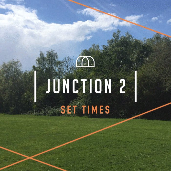Exclusive 24hr comp! RT&FOLLOW to #WIN our last pair of tix to @L_W_E @junction_2! https://t.co/oEHhEgyZqs https://t.co/9hT938YLIf