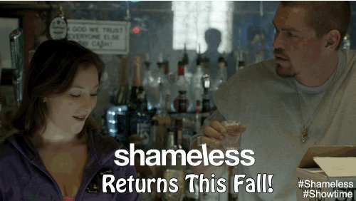 2016 is going to be extra #Shameless. The Gallaghers will be BACK this fall for a new season on Sunday, Oct 2nd! https://t.co/TQCBuXVAaY