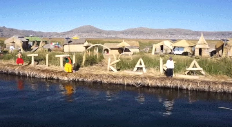 Explore Lake Titicaca with one of our favorite YouTubers | @HelloImLana | #RoadTrip16 | https://t.co/I5ffo5X0Z3 https://t.co/6t35fr2k1Z