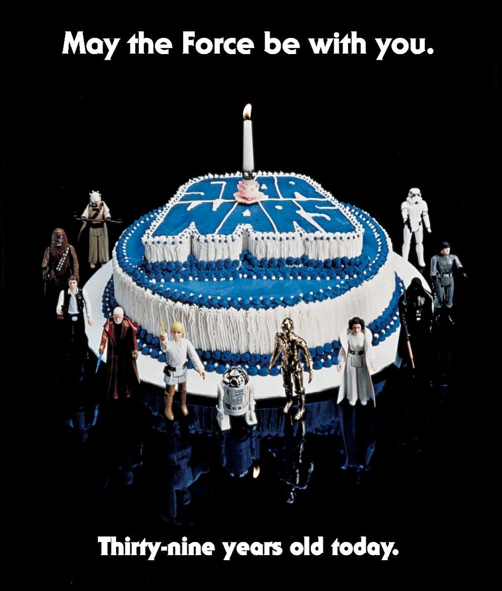 Wo On Twitter Feliz Cumpleanos Star Wars Https T Co