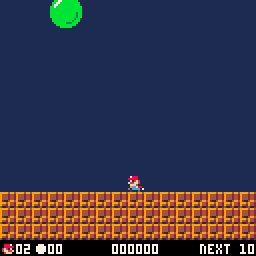 Here's the work in progress version of my #pico8 #Pang game for #p8jam2: https://t.co/A4SlAndsCH https://t.co/B8ohtMK7iP