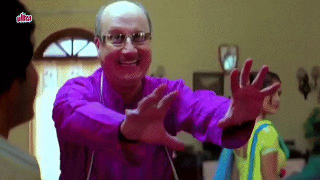 9 Times winner of Best Comic Actor Anupam Kher and Riteish Deshmukh demonstrates how good humor should be https://t.co/1sQxt3992P
