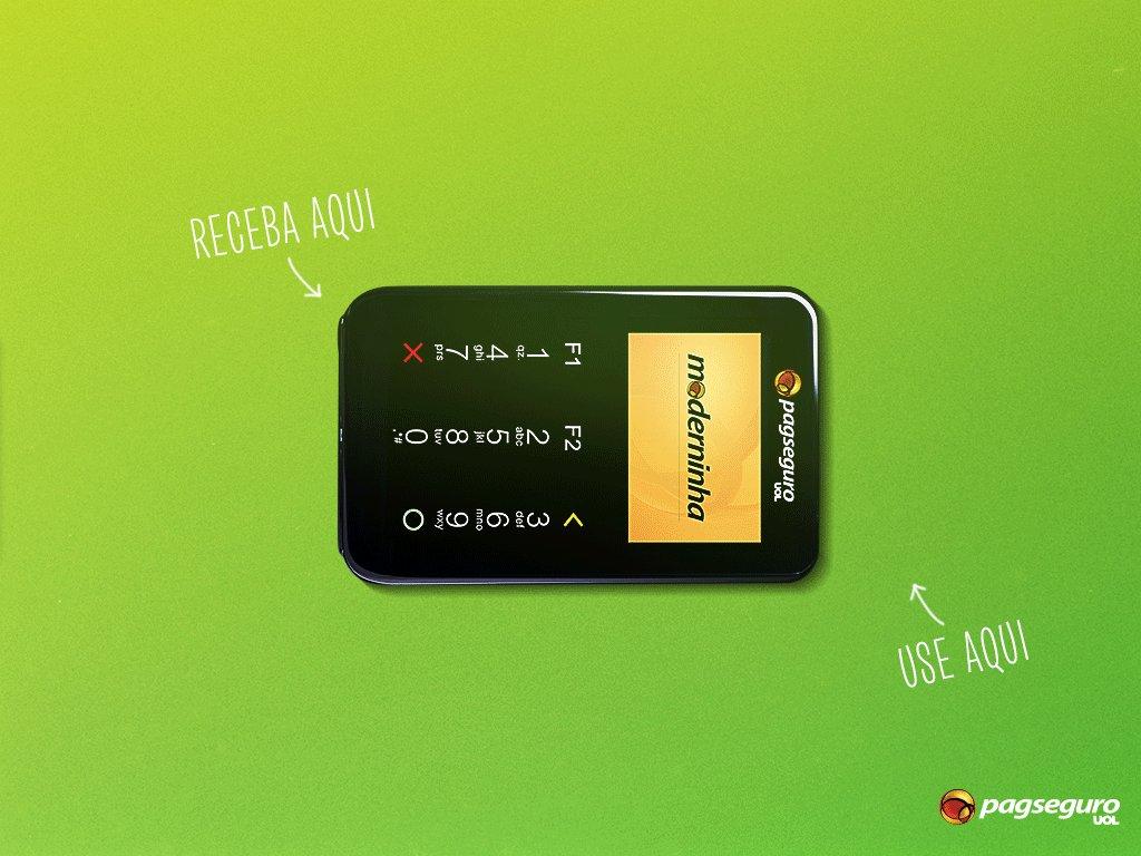 A dupla formada por Moderninha e Cartão Pré-Pago é a solução ideal para quem quer desenvolver o seu negócio. https://t.co/nQ7bXRScMT