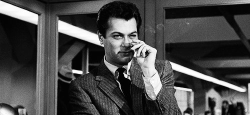 Yes, as a matter of fact, Tony Curtis's birthday is a great excuse to quote SWEET SMELL OF SUCCESS all day long. https://t.co/ea4gr6Wkde