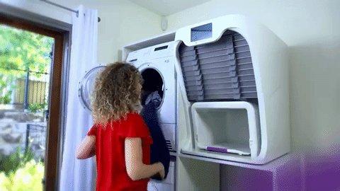 Resultado de imagen de Una empresa americana crea un robot que plancha y dobla la ropa en sólo 10 segundos