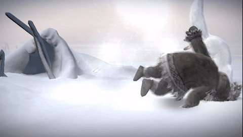 The perfect snow day. Never Alone: Ki Edition—now on the App Store. #NewGamesWeLove http://apple.co/NeverAloneKIEdition…