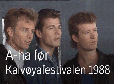 På denne dato i 1988 var @aha_com klare for konsert! Se A-ha-opptak fra 1991 https://t.co/AxaJ5KQvVN #nrkarkiv https://t.co/PIATiMWFAf