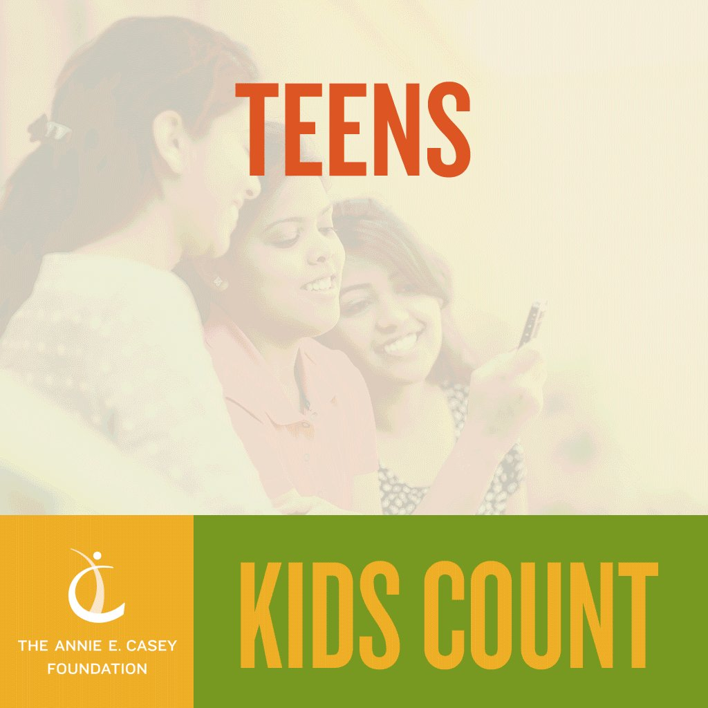Teens are more responsible than their parents, but their prospects are bleaker #KIDSCOUNT: https://t.co/Kjx9xMQrRf https://t.co/ibLlYNI93o