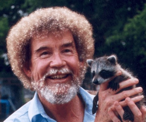 """It's so important to do something every day that will make you happy."" - #BobRoss #MondayMotivation https://t.co/r4zHsbo6dH"