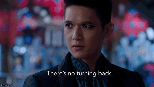 When you start watching #Shadowhunters for the first time… https://t.co/XqEn9zorPH