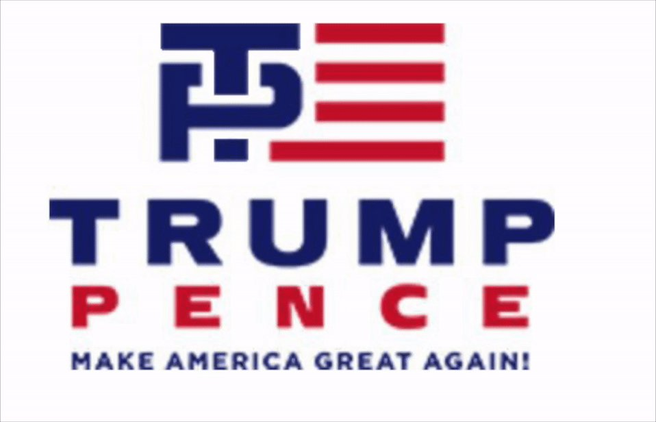 Behold The Trump/Pence Logo That's Penetrating The Internet