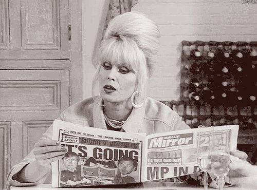 7 times Patsy from Ab Fab was our total Tinder hero... https://t.co/pdnBXfCVzn https://t.co/ap3fUSTq62