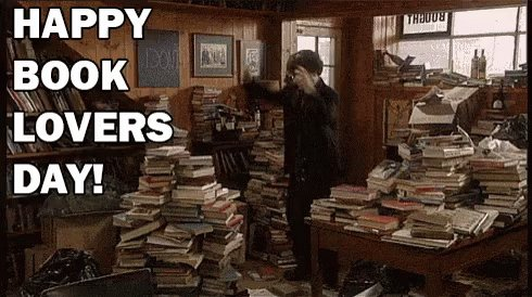 It's #NationalBookLoversDay & around the office there's a lot of @chuckpalahniuk & @jk_rowling fans. What about you? https://t.co/LPawwIDQfE