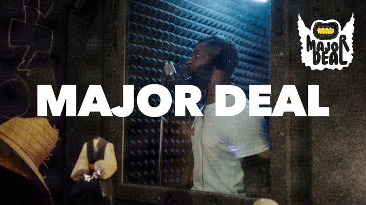 RT @AllDefDigital: #MajorDealMovie ft. @Kingkeraun is officially out now!  Buy it now here: https://t.co/PCAsvbkrCT https://t.co/9w7zE2UVQJ