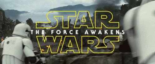 COMPETITION TIME: Just retweet to win 2 tickets to our screening of The Force Awakens, Saturday at Queen's Park! https://t.co/LE2pLvKBBX