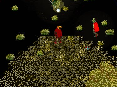 Lonely Star is a surreal-looking action RPG where corn is a source of magical power https://t.co/lUNHW1ynfh https://t.co/0nRKQZlKk6