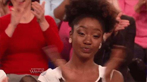 black women at the olympics. black women at carnival. black women at afropunk. black women at the vma's. #hereforit https://t.co/niXu3c5zpZ