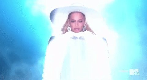 MTV: hey @Beyonce, will you perform a song at this year's #VMAs?  Beyonce: I will sing 12. https://t.co/PGGwhw5Ay0