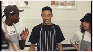 Inside @LoyleCarner's cooking school for kids with ADHD bit.ly/2bCtK3I